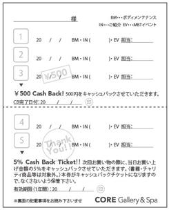 MBTポイントカード