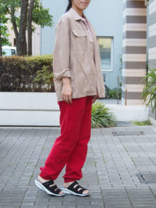 mbt tatu w pewterの着用画像